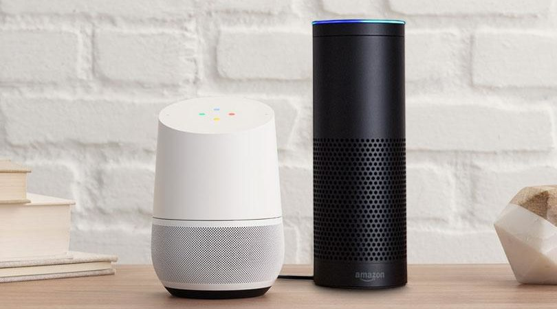 Amazon Alexa V. Google Home