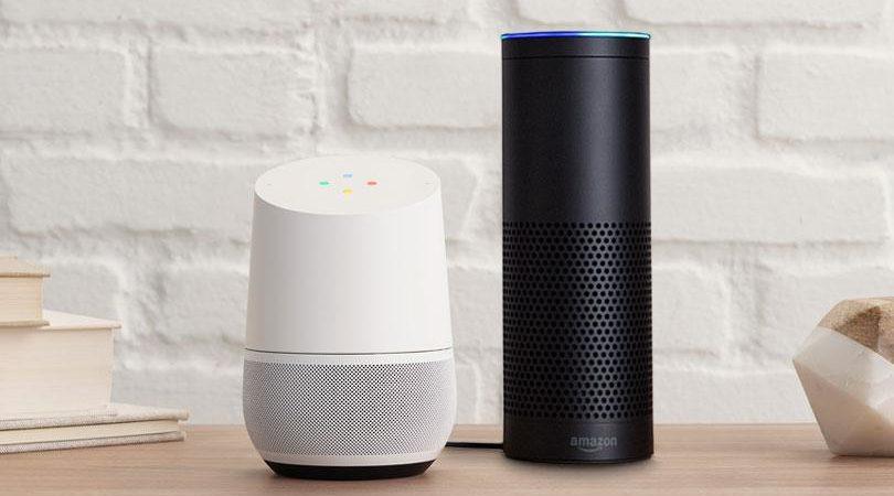 Amazon Alexa V. Google Home