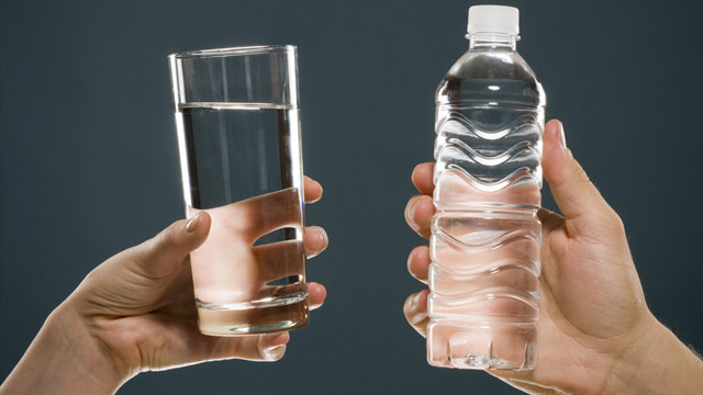 Tap vs. Bottled Water
