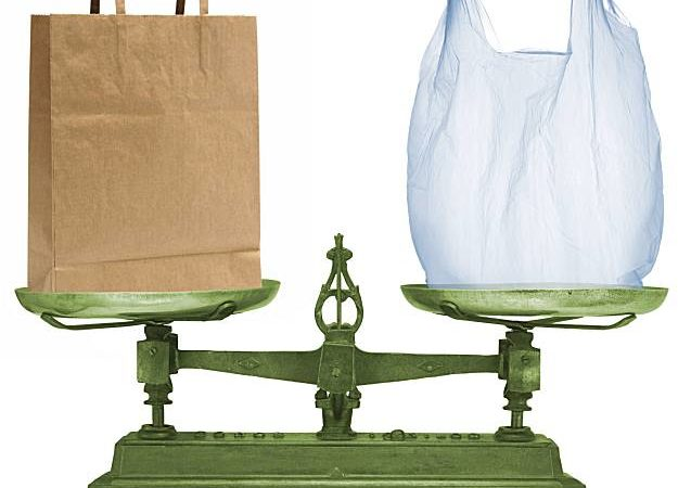 Paper vs. Plastic: A Grocery Bag Showdown