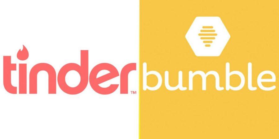 Bumble and tinder