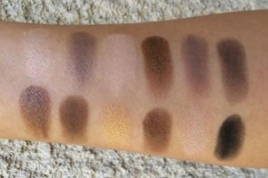 Maybelline The Nudes vs. Urban Decay Naked Palette